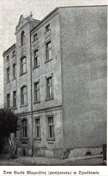 Bursa Mazurska