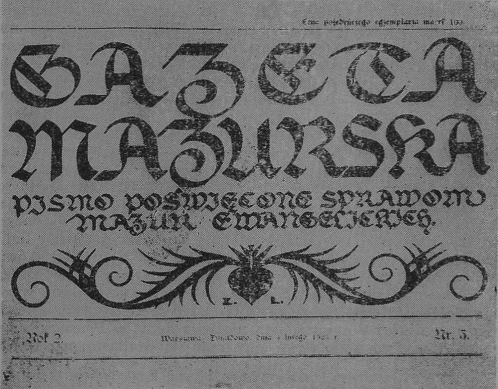 Gazeta Mazurska